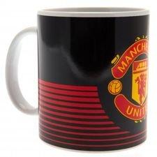 Manchester United Mugg - Svart/Röd/Gul