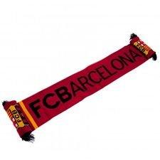 Barcelona Fanschal - Rot/Navy/Gelb