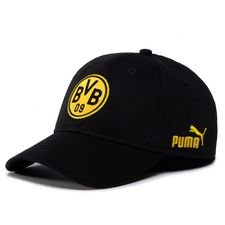 Dortmund Baseball Keps FtblCulture - Svart/Gul