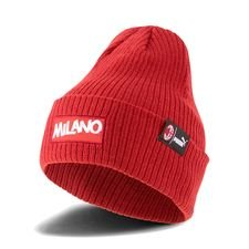 AC Mailand FtblCulture Mütze Bronx - Schwarz