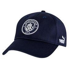 Manchester City Baseball Keps FtblCulture - Navy/Vit