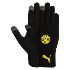 Dortmund Handskar - Svart/Gul