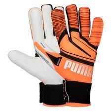 PUMA Keepershandschoenen Ultra Grip 1 Hybrid Chasing Adrenaline - Oranje/Zwart/W