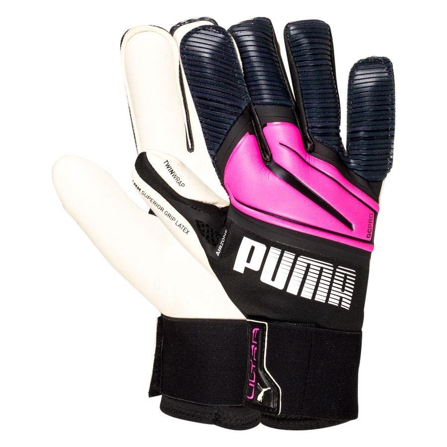 PUMA Keepershandschoenen Ultra Grip 1 Hybrid Turbo Roze/Zwart online kopen