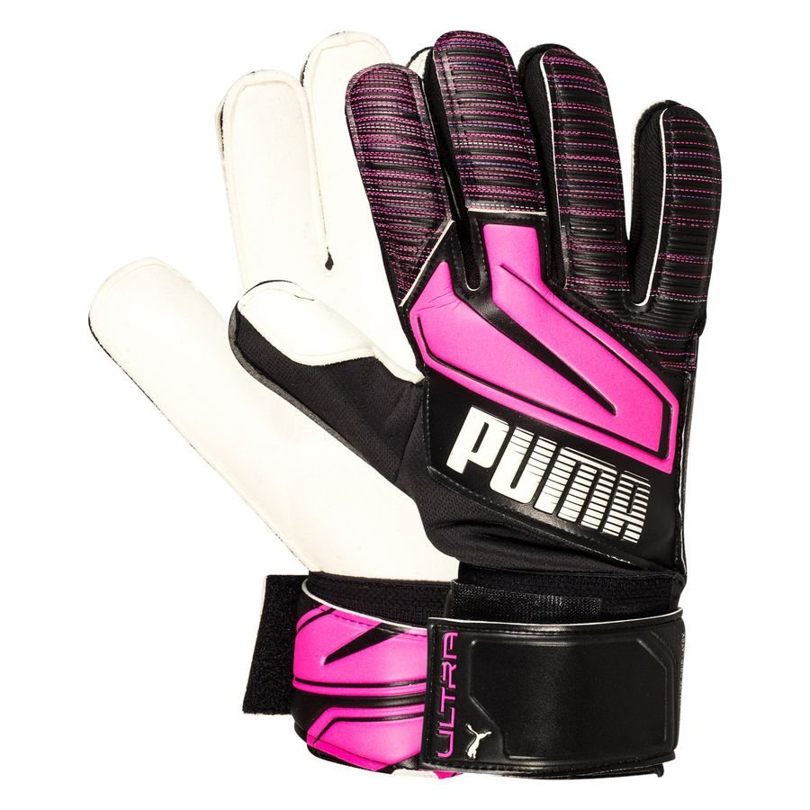 PUMA Keepershandschoenen Ultra Grip 1 RC Turbo - Roze/Zwart