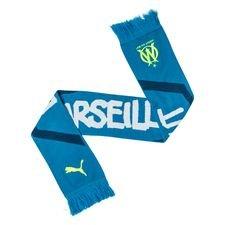 Marseille Halsduk Fan - Blå/Blå