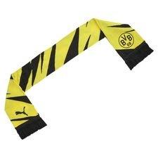 Dortmund Halsduk Fan - Svart/Gul