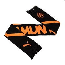 Valencia Fanschal Fan - Schwarz/Vibrant Orange