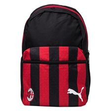 AC Mailand Rucksack FtblCore Phase - Schwarz/Tango Red