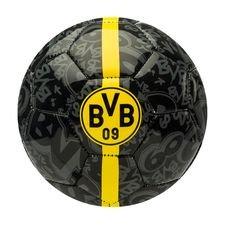 Dortmund Fotboll FtblCore Mini - Svart/Gul