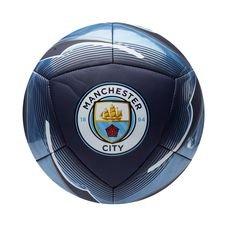 Manchester City Fotboll Icon - Navy/Vit