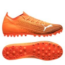 PUMA Ultra 1.1 MG Chasing Adrenaline - Orange/Svart