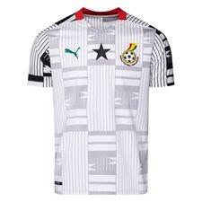 Ghana Hjemmebanetrøje 2021/22