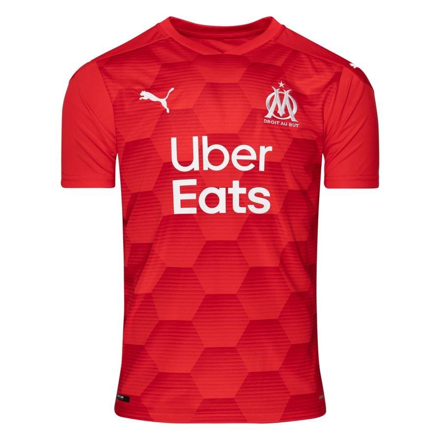 Marseille Målmandstrøje 2020/21