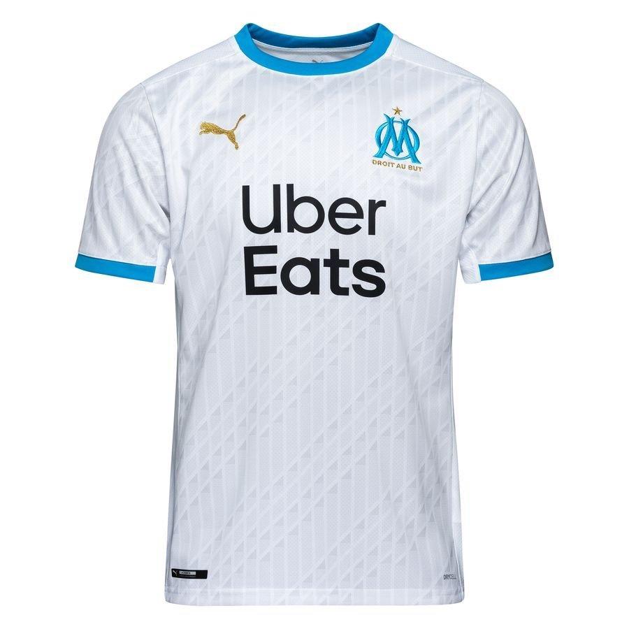 Marseille Hjemmebanetrøje 2020/21 Børn