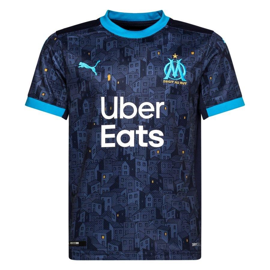 Marseille Udebanetrøje 2020/21 Børn