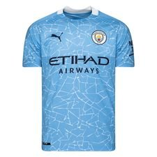 Manchester City Hemmatröja 2020/21 Authentic