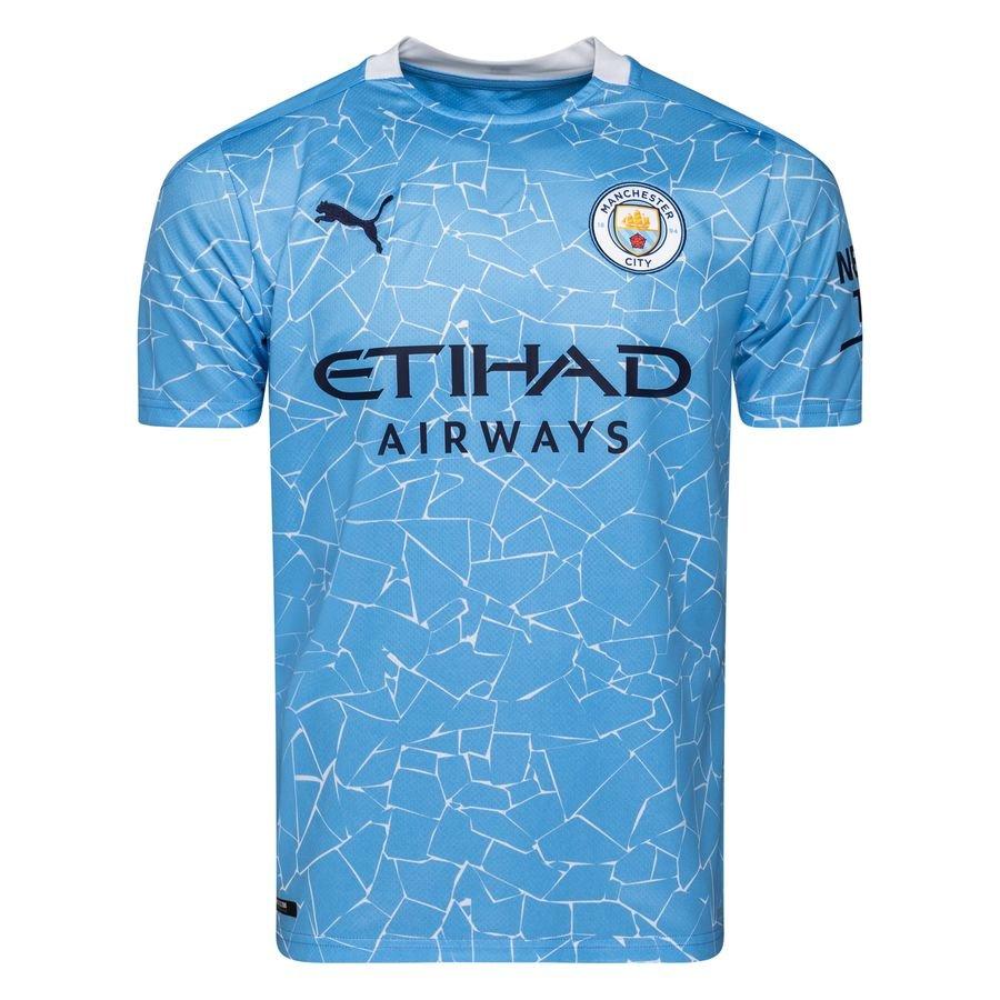 Manchester City Heimtrikot 2020/21