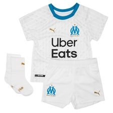 Marseille Hemmatröja 2020/21 Mini-Kit Barn