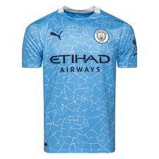 Manchester City Hemmatröja 2020/21 Barn