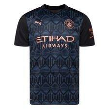 Manchester City Bortatröja 2020/21 Barn