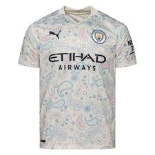 Manchester City Tredjetröja 2020/21
