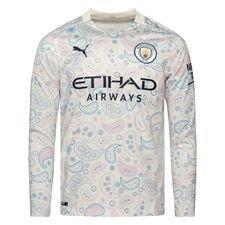 Manchester City Tredjetröja 2020/21 Långärmad
