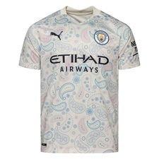 Manchester City Tredjetröja 2020/21 Barn