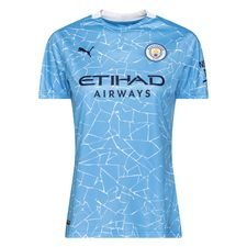 Manchester City Hemmatröja 2020/21 Dam