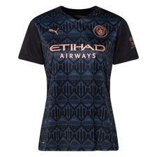 Manchester City Bortatröja 2020/21 Dam