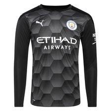 Manchester City Målvaktströja 2020/21