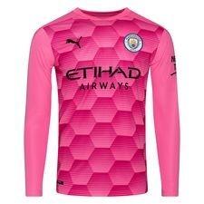 Manchester City Målvaktströja 2020/21 Barn