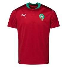 Marokko Hjemmebanetrøje 2021/22