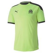 Marseille Tränings T-Shirt - Gul/Grå Barn