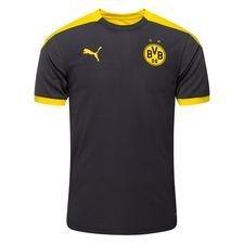 Dortmund Tränings T-Shirt - Grå/Gul Barn