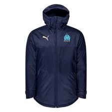 Marseille Vinterjacka Training - Navy