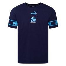 Marseille T-Shirt FtblCulture - Navy/Blå