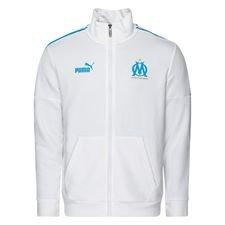 Marseille Träningsjacka FtblCulture - Vit/Blå