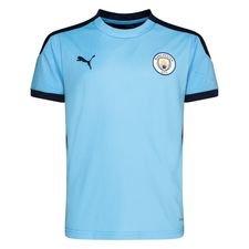 Manchester City Tränings T-Shirt - Blå/Navy Barn