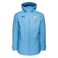 Manchester City Vinterjacka Training - Blå/Navy