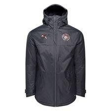 Manchester City Vinterjacka Training - Grå/Brun