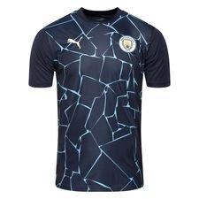 Manchester City Tränings T-Shirt Stadium - Navy/Blå