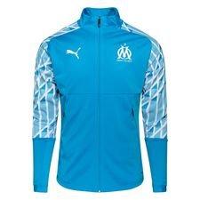 Marseille Jacka Stadium - Blå/Vit