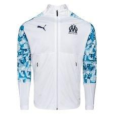 Marseille Jacka Stadium - Vit/Blå/Navy