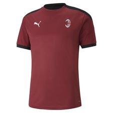 Milan Tränings T-Shirt - Röd/Svart