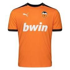 Valencia Tränings T-Shirt - Orange/Grå
