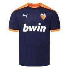 Valencia Tränings T-Shirt - Navy/Orange