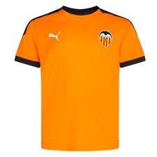 Valencia Tränings T-Shirt - Orange/Grå Barn