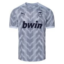 Valencia Tränings T-Shirt Stadium - Grå/Navy