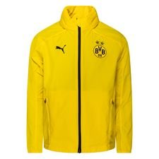 Dortmund Regnjacka - Gul/Svart
